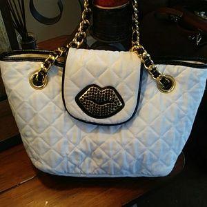 Betsey Johnson Handbag.